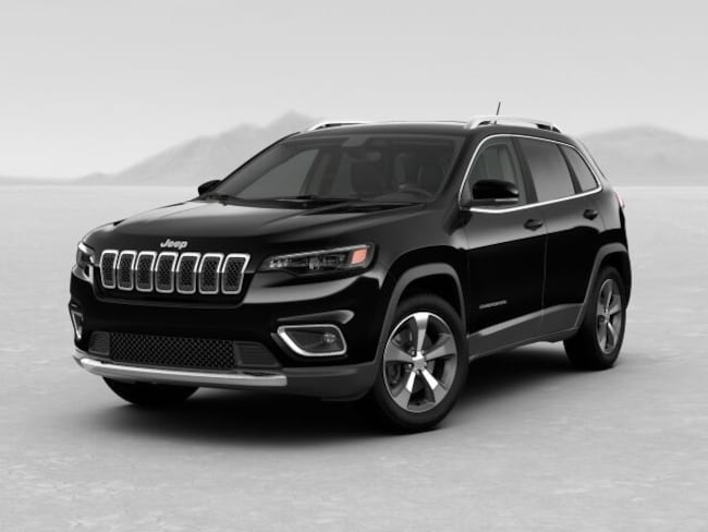 New 2019 Jeep Cherokee LIMITED 4X4 Sport Utility near Danbury CT