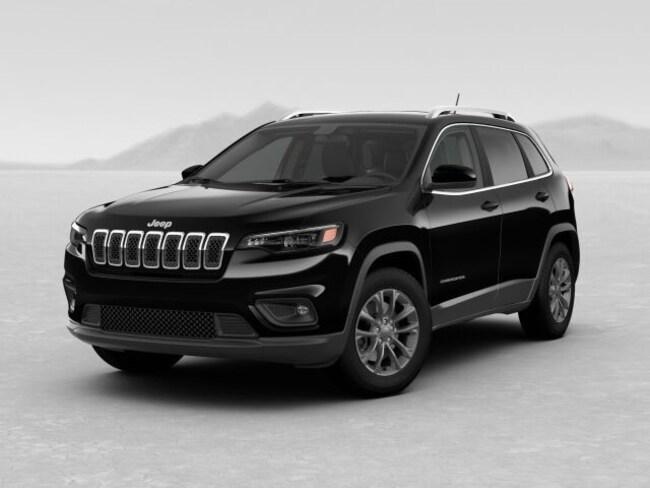New 2019 Jeep Cherokee LATITUDE PLUS 4X4 Sport Utility near Danbury CT