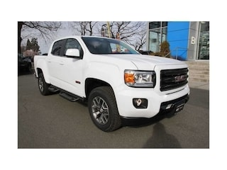 2018 GMC Canyon All Terrain w/Leather Truck Crew Cab