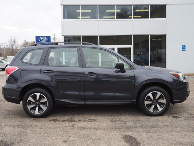 2018 Subaru Forester 2.5i AWD 2.5i  Wagon CVT