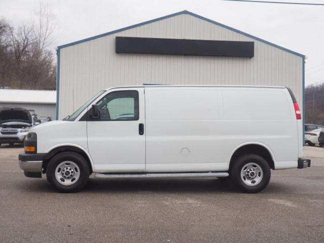 2018 GMC Savana Cargo 2500 2500  Cargo Van