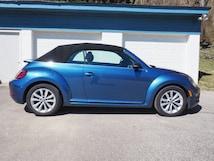 2017 Volkswagen Beetle 1.8T Classic 1.8T Classic  Convertible