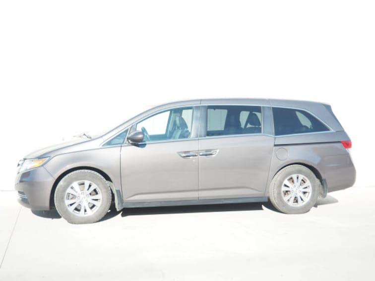 Used 2014 Honda Odyssey EX-L EX-L  Mini-Van Wheeling
