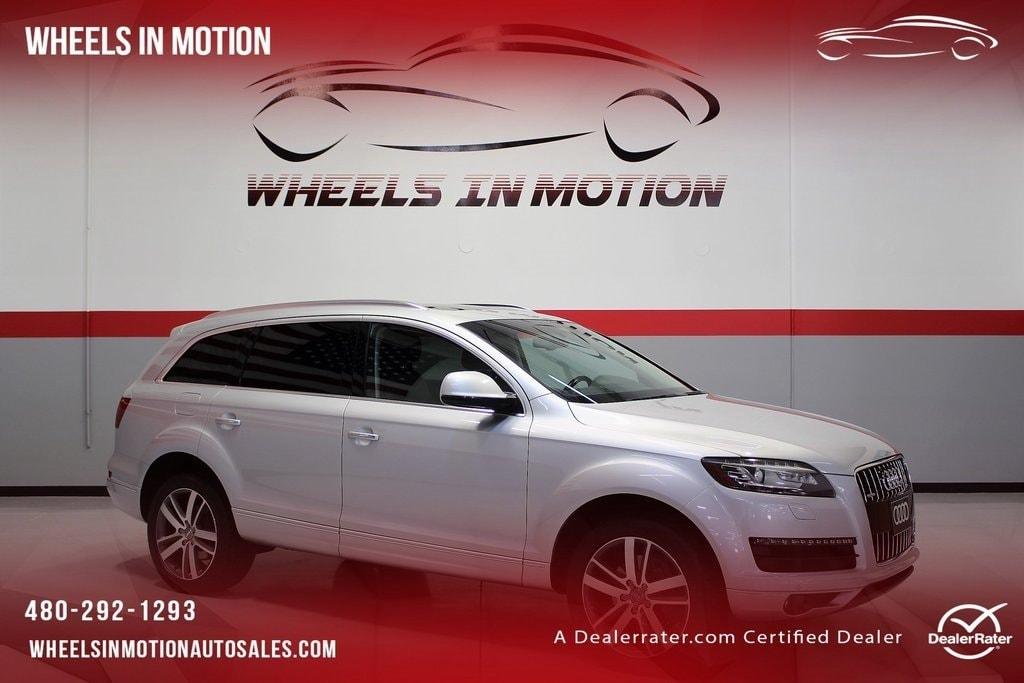2013 Audi Q7 3.0T Premium (Tiptronic) SUV