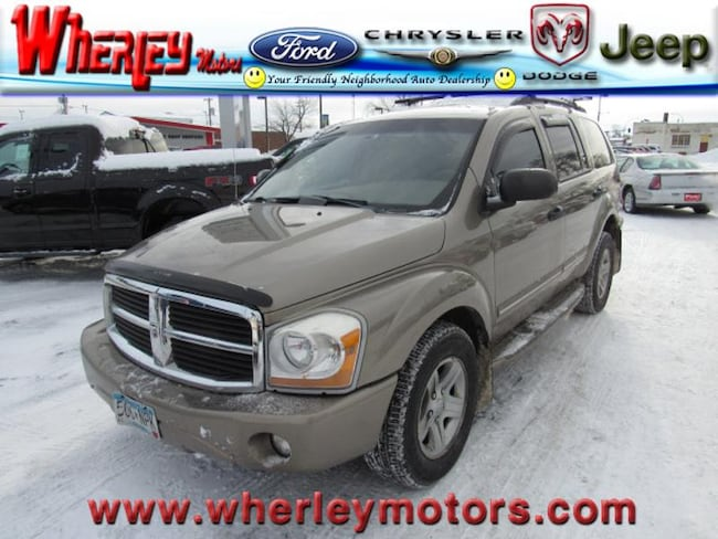 2004 Dodge Durango Limited SUV