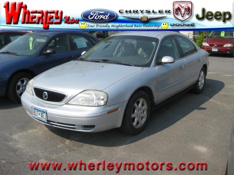 2002 Mercury Sable GS GS  Sedan