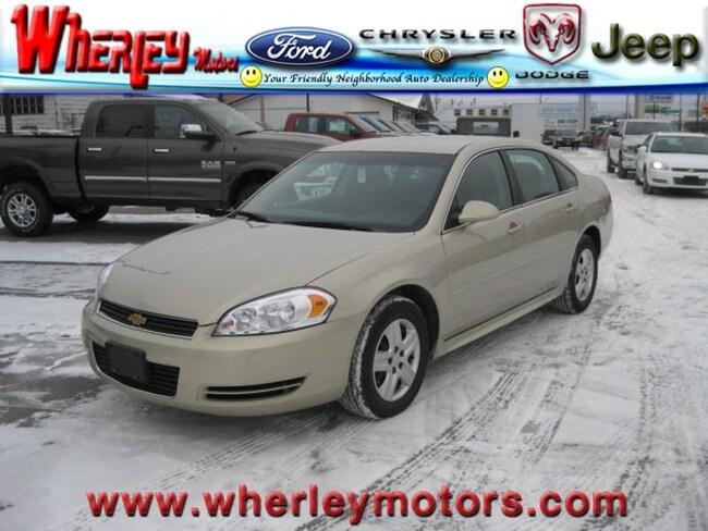 2011 Chevrolet Impala LS Sedan