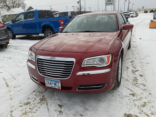 Used 2013 Chrysler 300  with VIN 2C3CCAAG3DH600314 for sale in International Falls, Minnesota