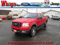 2005 Ford F-150 FX4 SuperCrew FX4 Styleside 5.5 ft. SB