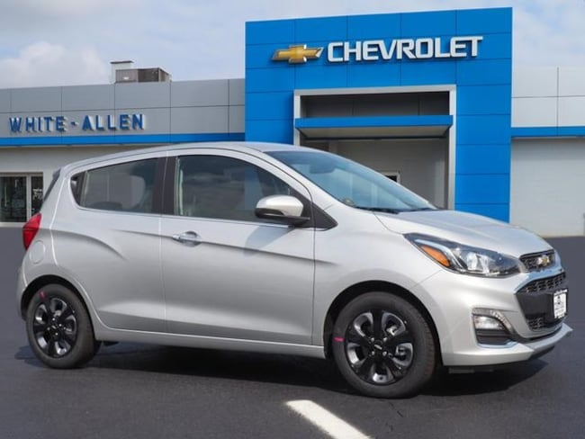 New 2019 Chevrolet Spark For Sale At White Allen Family Companies
