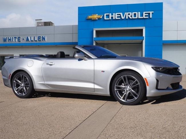 New 2019 Chevrolet Camaro For Sale At White Allen Family Companies