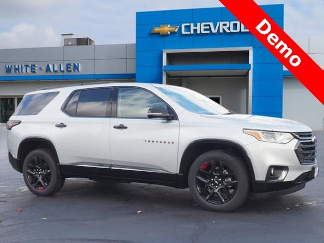 6509ef3245c New 2019 Chevrolet Traverse For Sale at White Allen Family Companies ...