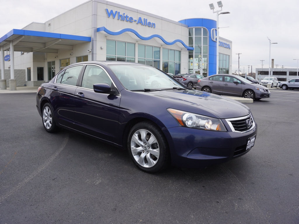 2008 Honda Accord 2.4 EX Sedan