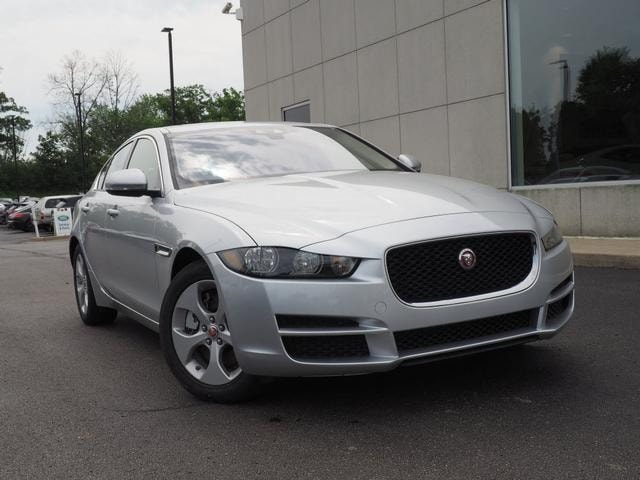 2017 Jaguar XE 20d Sedan