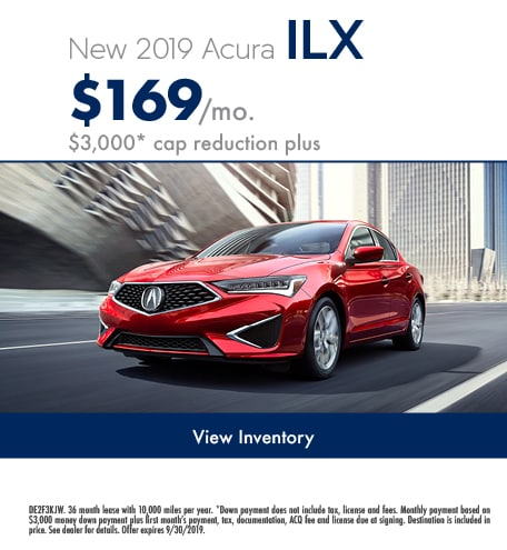 September 2019 ILX Lease
