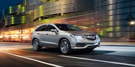 Acura Dealership Mn >> 2017 Acura Rdx Options
