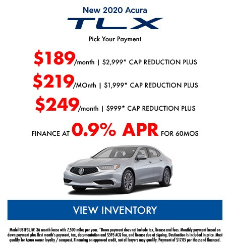 March 2020 TLX