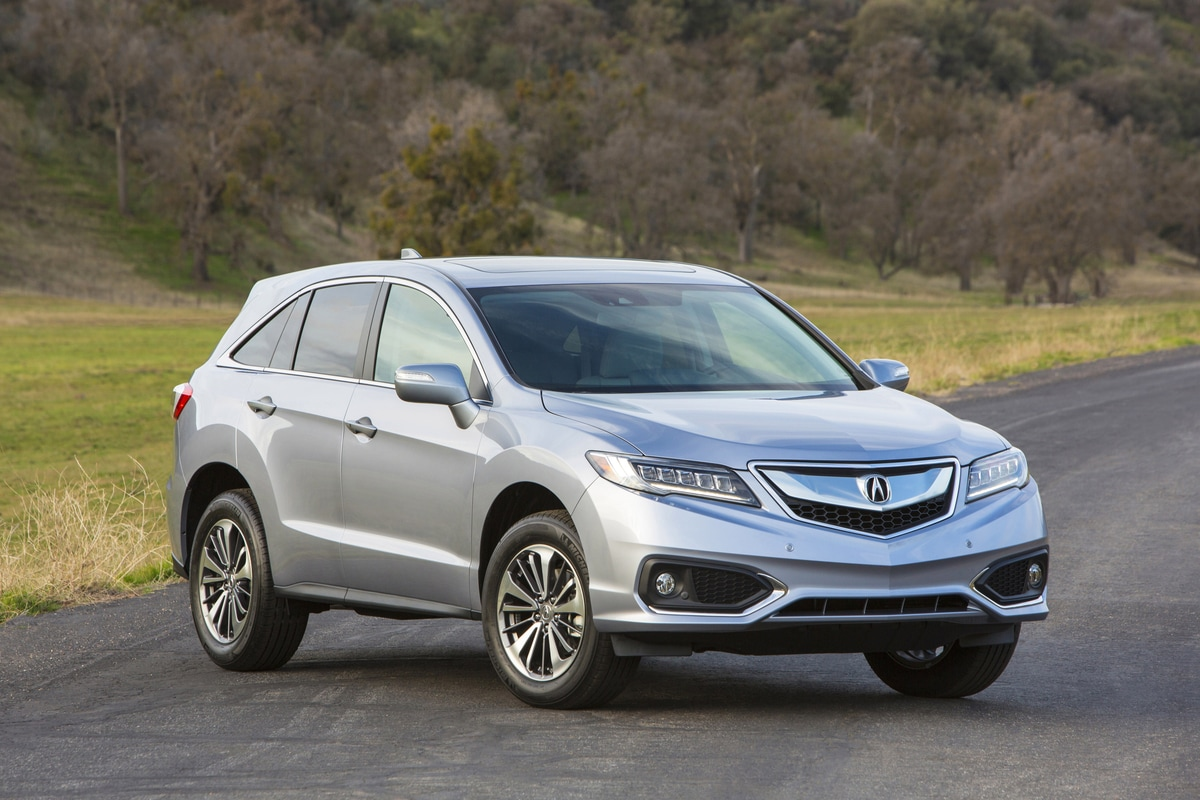 Acura RDX Trims And Specs - Acura dealers minneapolis