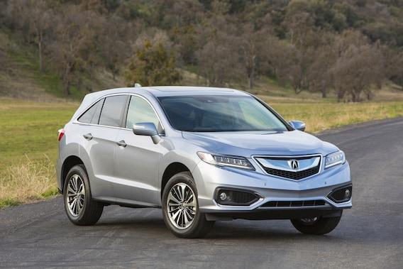 Acura Dealership Mn >> 2017 Acura Rdx Trims And Specs