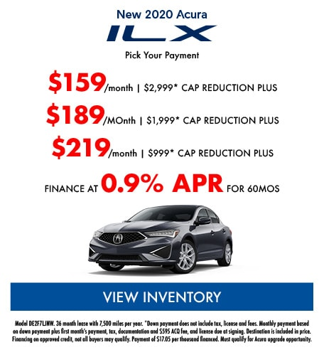 March 2020 ILX