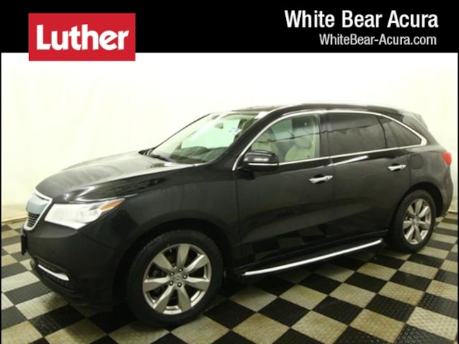 2016 Acura MDX SH-AWD w/Advance w/RES SUV