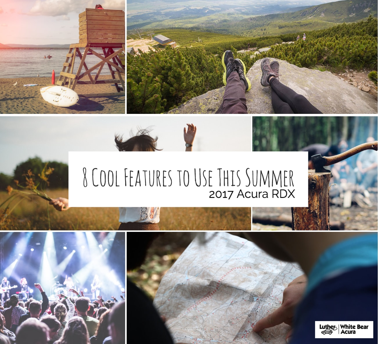 8 Cool Features To Use This Summer
