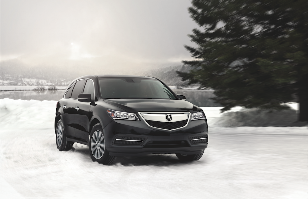 2016 acura mdx powertrain and technology features. Black Bedroom Furniture Sets. Home Design Ideas