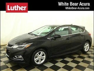 2017 Chevrolet Cruze LT Manual Hatchback