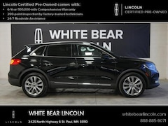 Used 2018 Lincoln MKX for sale in St. Paul