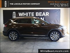 New 2019 Lincoln Nautilus for sale in St. Paul