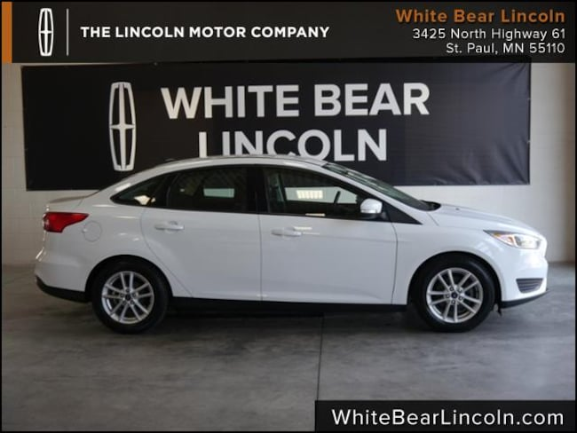Used 2015 Ford Focus For Sale At White Bear Lincoln Inc