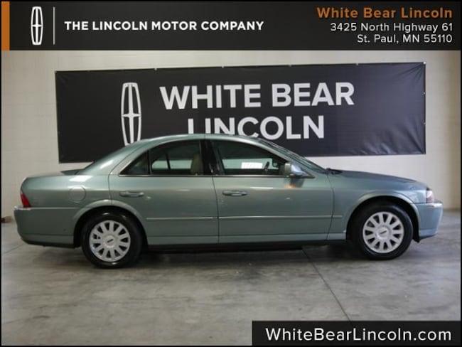 2004 Lincoln LS V6 Sedan