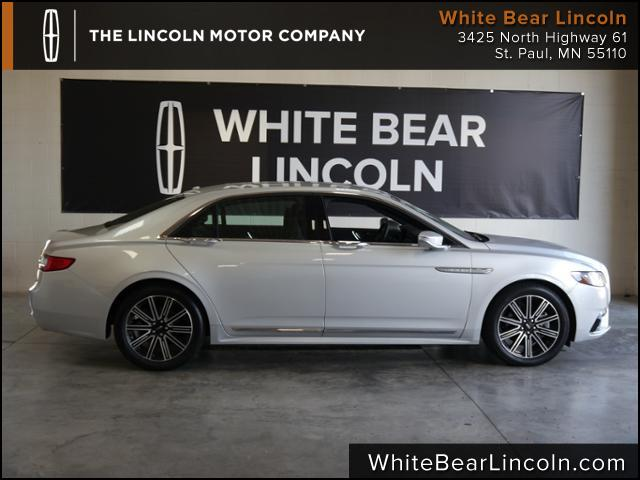 Used 2017 Lincoln Continental Reserve Sedan for sale in St. Paul