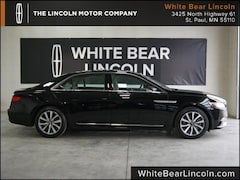 Used 2017 Lincoln Continental Premiere Sedan for sale in St. Paul