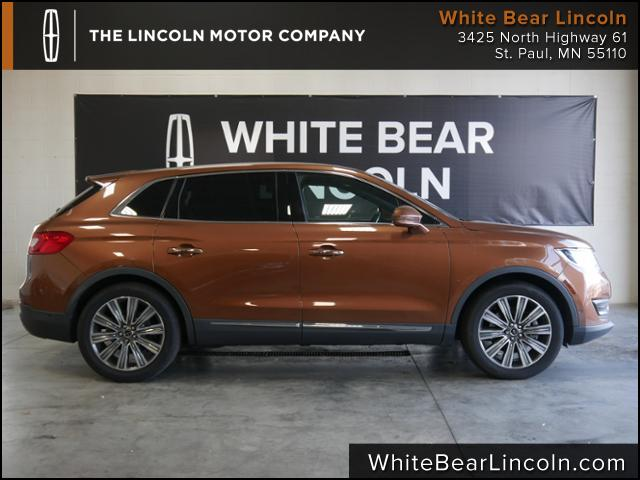 New 2016 Lincoln MKX SUV for sale in St. Paul