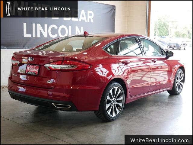Used 2020 Ford Fusion SE with VIN 3FA6P0T99LR106201 for sale in Saint Paul, Minnesota