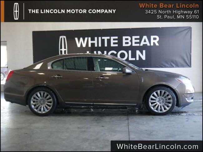 2015 Lincoln MKS 3.7L FWD Sedan