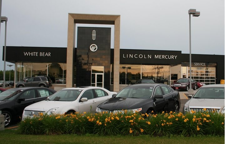 White Bear Lincoln Inc In St Paul Lincoln Used Car Dealership