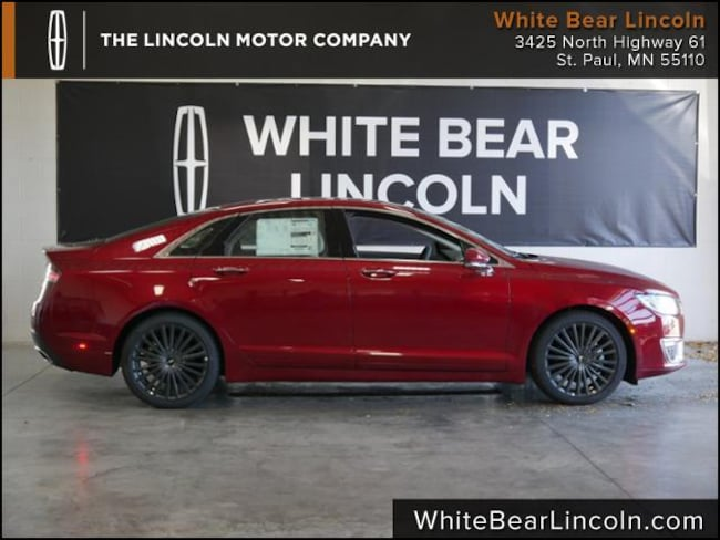 Used 2017 Lincoln Mkz Hybrid For Sale At White Bear Lincoln Inc
