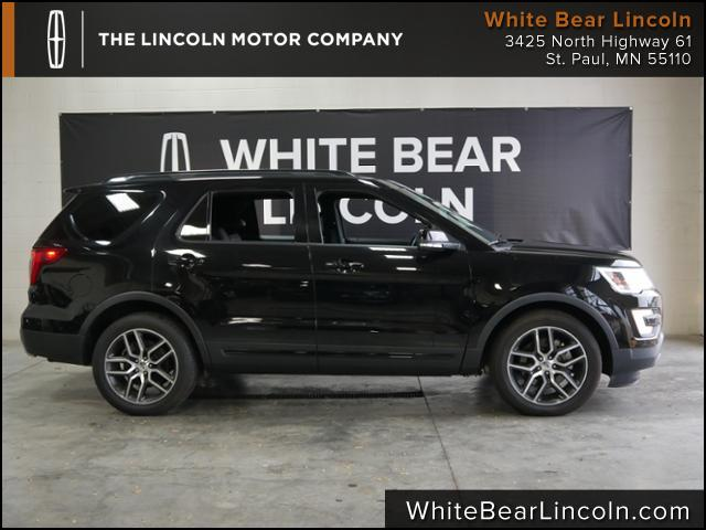 Used 2016 Ford Explorer Sport SUV for sale in St. Paul