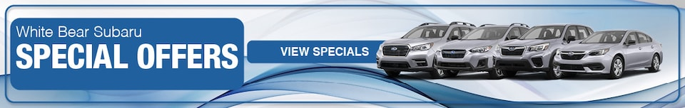 White Bear Subaru Special Offers July