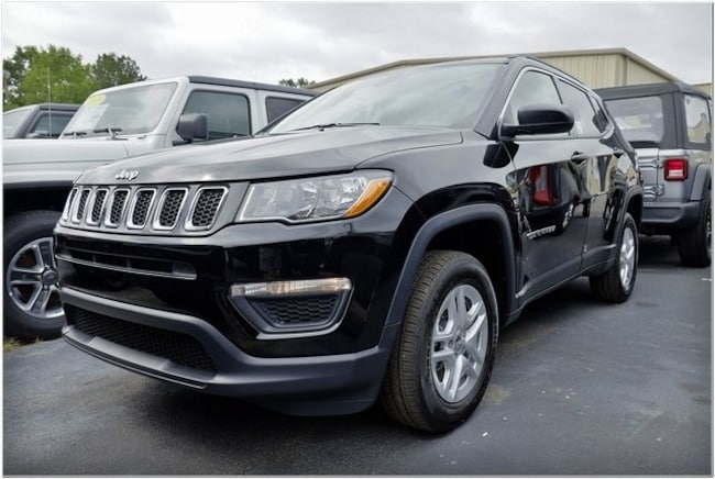 New 2019 Jeep Compass SPORT 4X4 Sport Utility In Roanoke Rapids