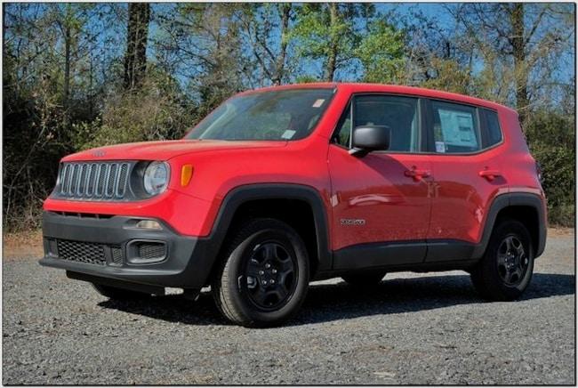 New 2018 Jeep Renegade SPORT 4X4 Sport Utility In Roanoke Rapids