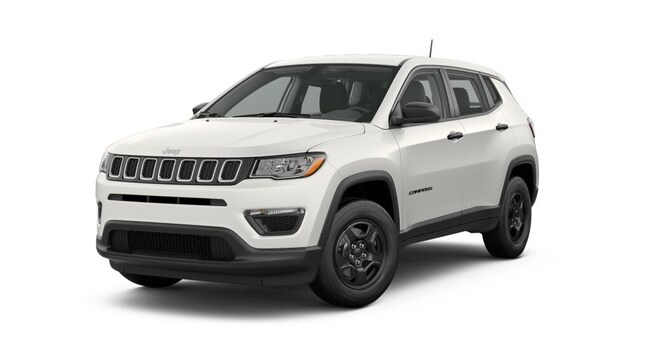 New 2019 Jeep Compass SPORT 4X4 Sport Utility In Roanoke Rapids