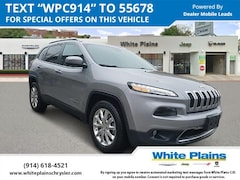 2016 Jeep Cherokee 4WD 4dr Limited Sport Utility