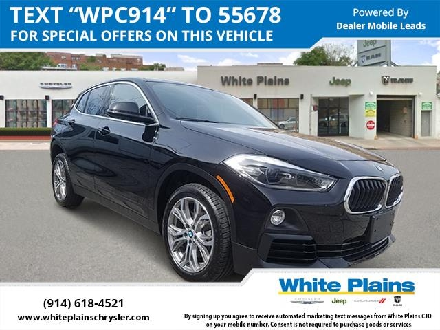 Certified Used 2018 BMW X2 Xdrive28i Sports Activity Vehicle