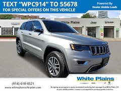 2017 Jeep Grand Cherokee Limited 4x4 Sport Utility UE16576 for sale at White Plains Chrysler Jeep Dodge in White Plains, NY