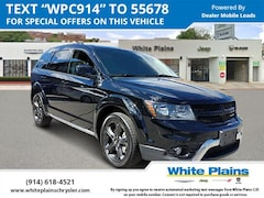 2018 Dodge Journey Crossroad AWD Sport Utility UE16640 for sale at White Plains Chrysler Jeep Dodge in White Plains, NY