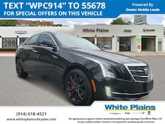 Used 2016 Cadillac ATS 4dr Sdn 2.0L Performance Collection Car for sale at White Plains Chrysler Jeep Dodge in White Plains, NY