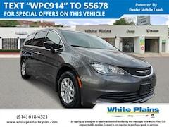 2017 Chrysler Pacifica LX FWD Mini-van, Passenger U16517 for sale at White Plains Chrysler Jeep Dodge in White Plains, NY
